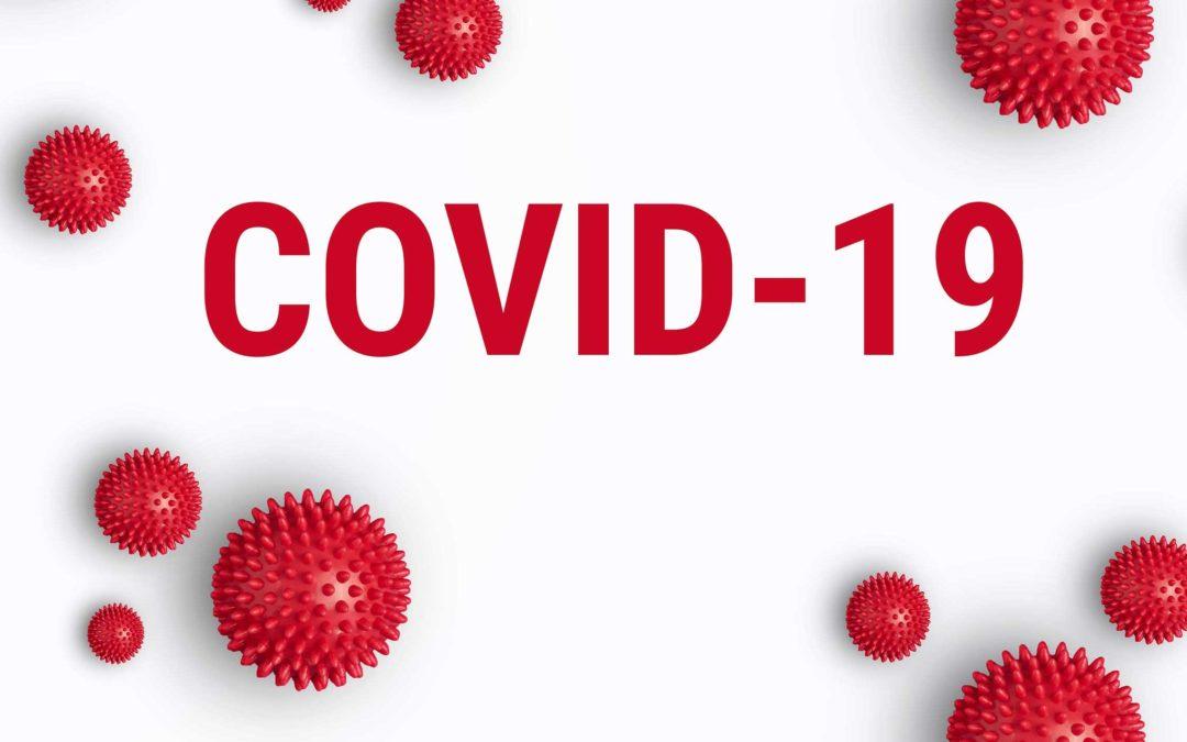 Important notice regarding COVID-19